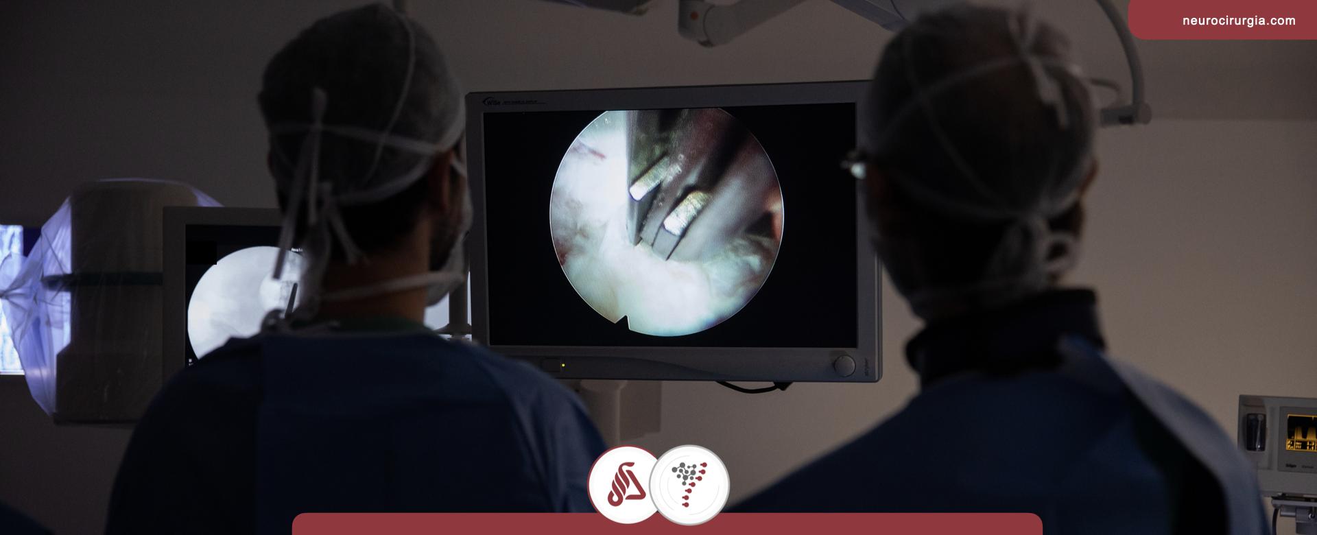 Endoscopia da coluna cervical