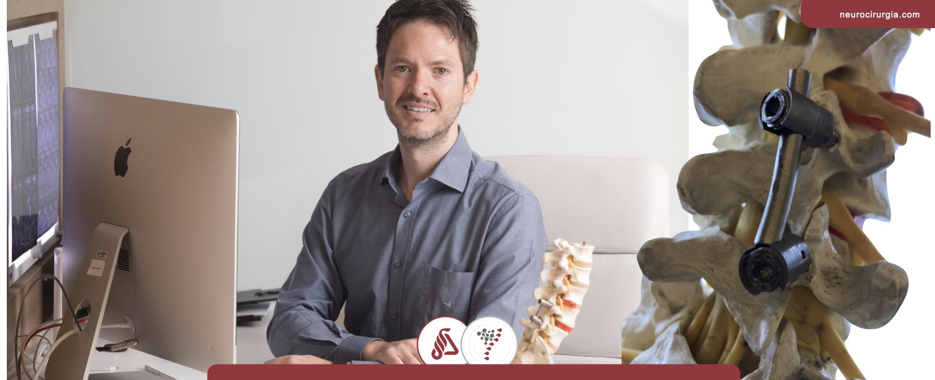 Artrodese e endoscopia da coluna