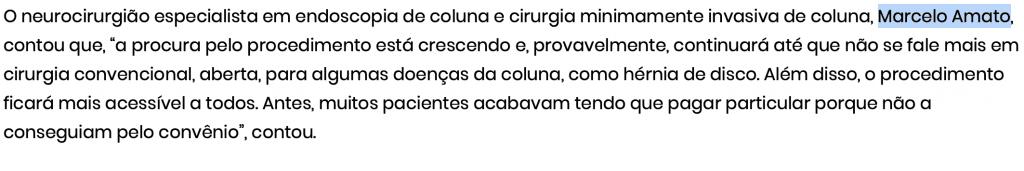 Dr. Marcelo Amato